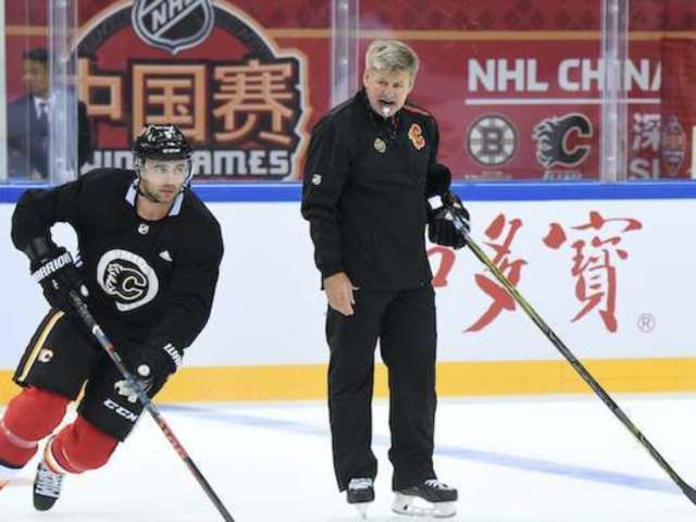 Calgary Flames Coach Bill Peters Allegedly Directed Racist Rants at Former Player