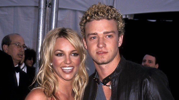 britney-spears-justin-timberlake-getty
