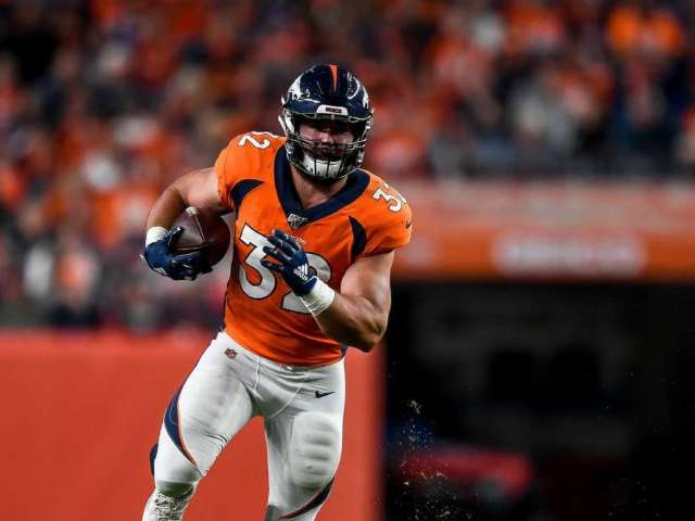 Broncos FB Andy Janovich's Wife Madison McConkey: What to Know