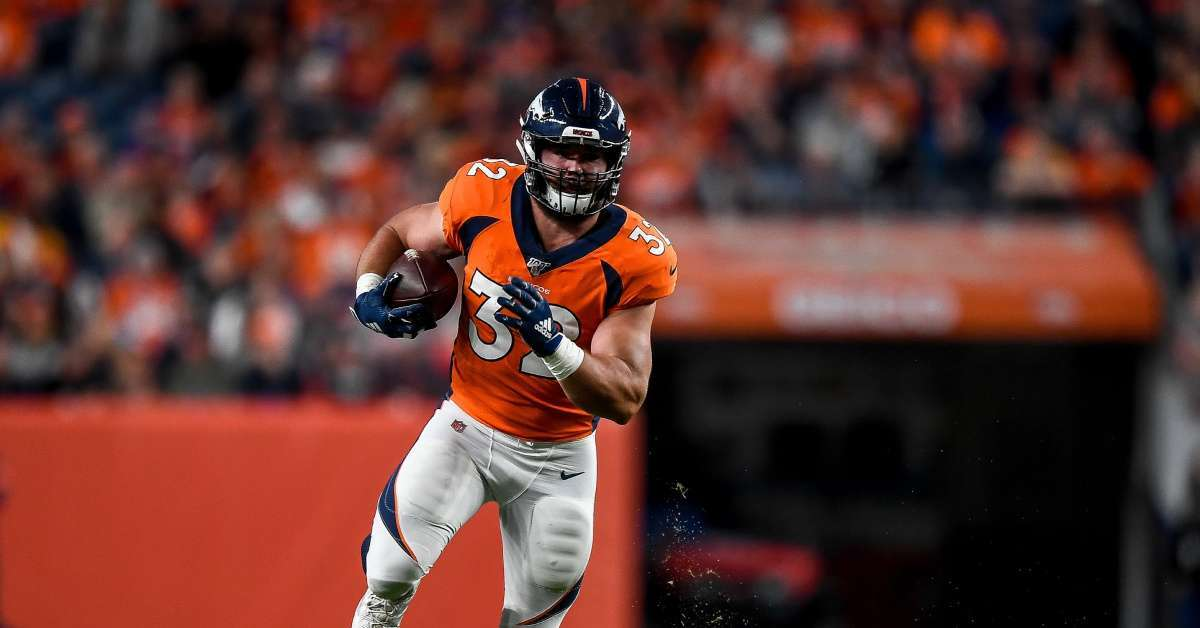 Broncos FB Andy Janovich's Wife Madison McConkey_ What to Know