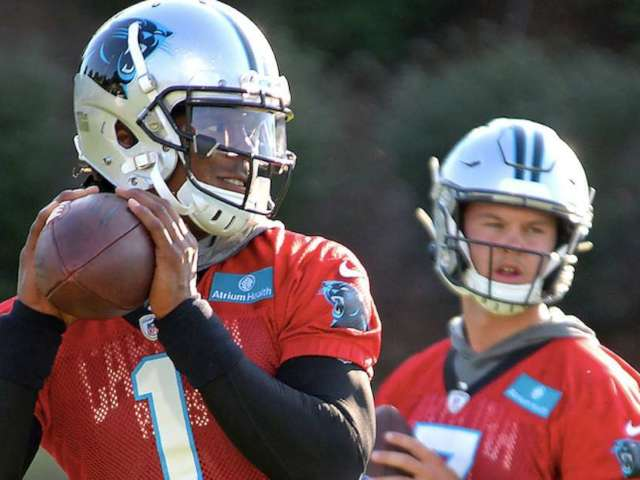 Kyle Allen Mistakes Create Doubt About Cam Newton Trade or Release