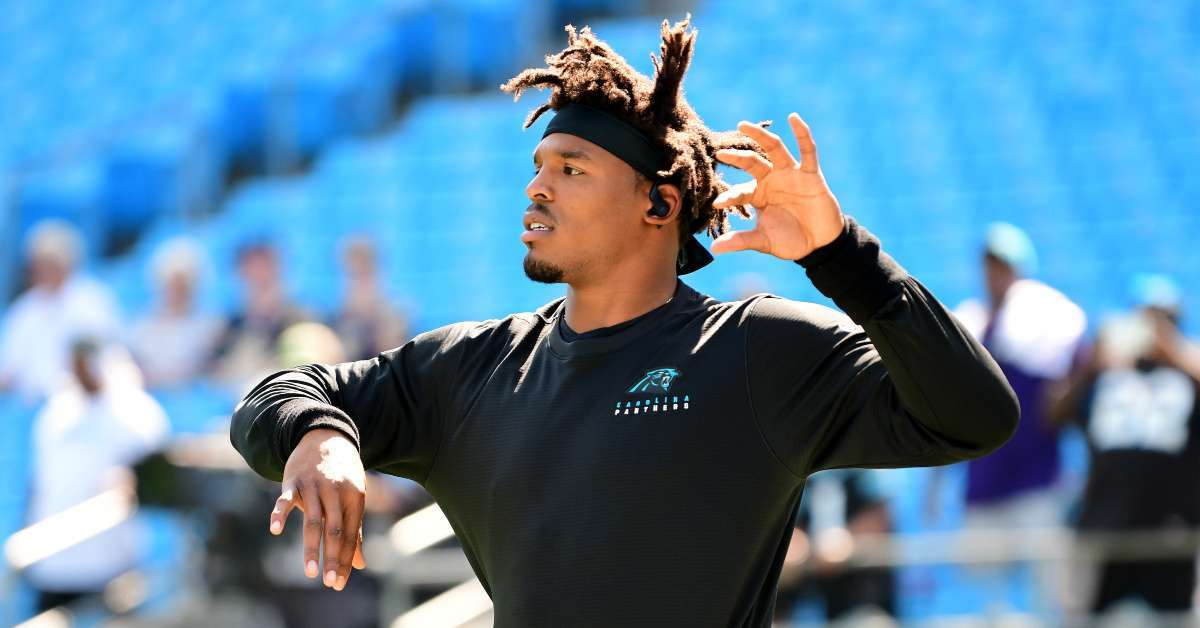 Cam Newton Reportedly Open to Playing for Chicago Bears