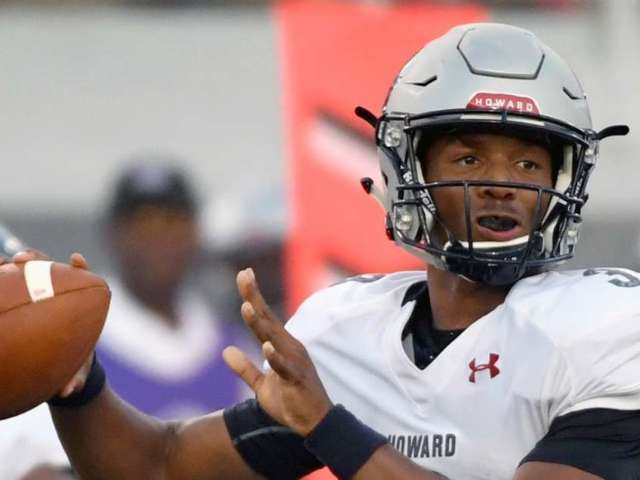 Cam Newton's Brother Caylin: What to Know About the Howard University QB