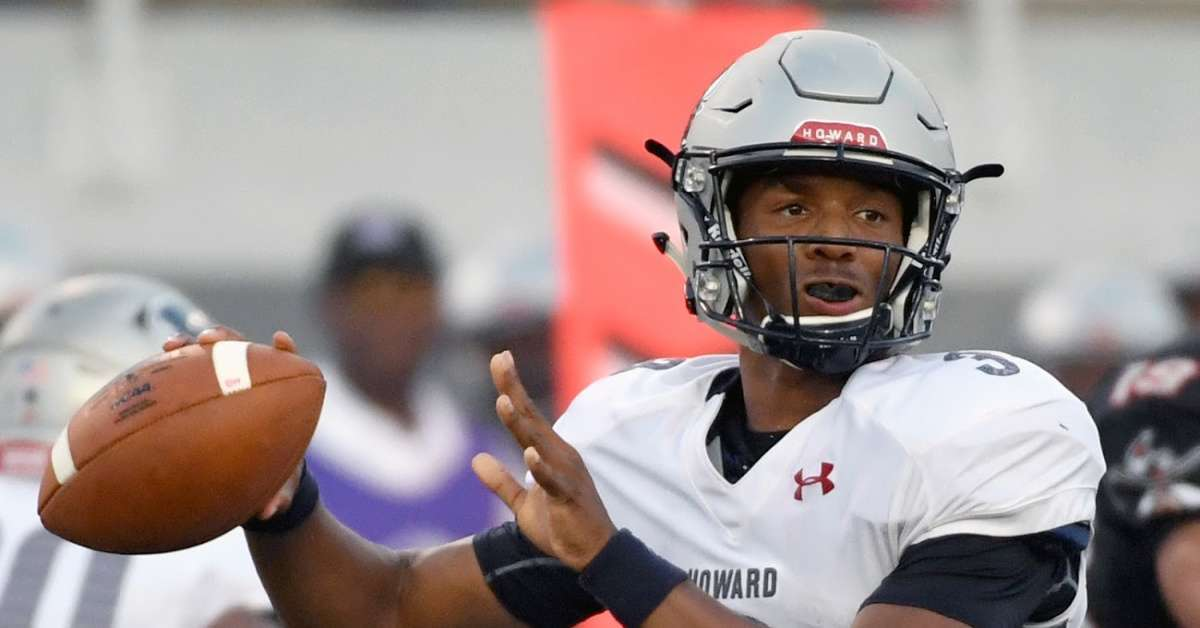 Cam Newton's Brother Caylin_ What to Know About the Howard University QB