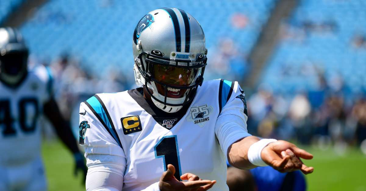 Cam Newton Wants to Be with Panthers in 2020, Says 'Charlotte Is Home'