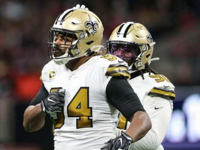 Saints DE Cam Jordan Receives Fine for Hit on Panthers' QB Kyle Allen