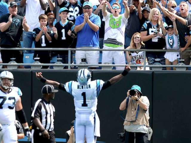 Panthers Fans Flock to Cam Newton's Instagram to Say They Miss Him