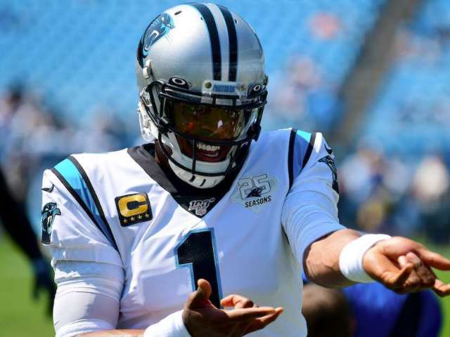 NFL Fans Make Guesses About Cam Newton's Next Team