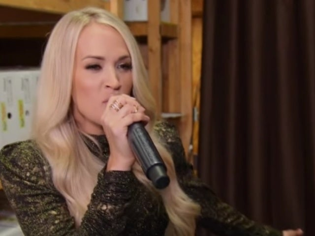 Carrie Underwood Hilariously Pranks Unsuspecting Shoppers Ahead of 2019 CMA Awards