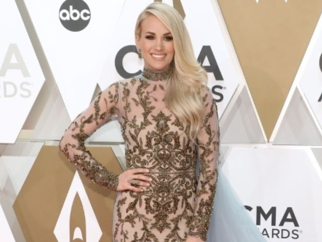Carrie Underwood Shares Photos From Her CMA Awards 'Glam' Look, and Fans Weigh In