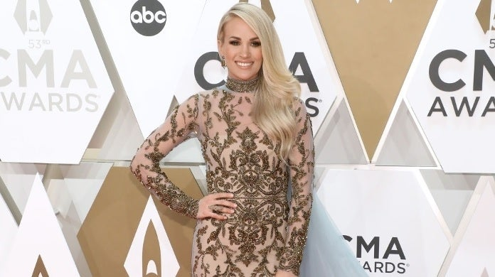 carrie underwood cma awards getty images