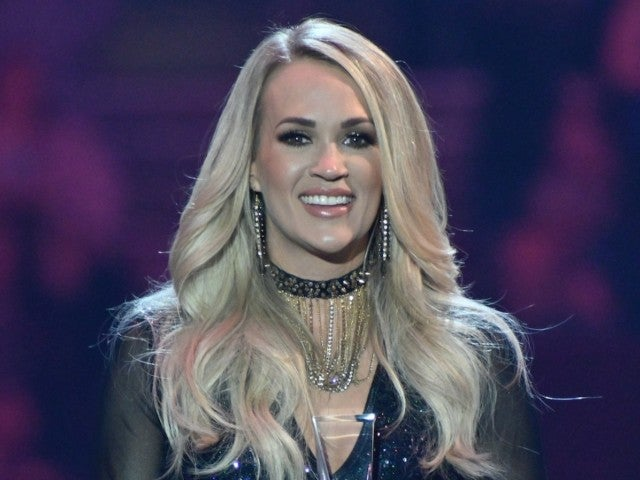Carrie Underwood Teases 'Big, Monster Open' for 2019 CMA Awards on 'Live With Kelly and Ryan'