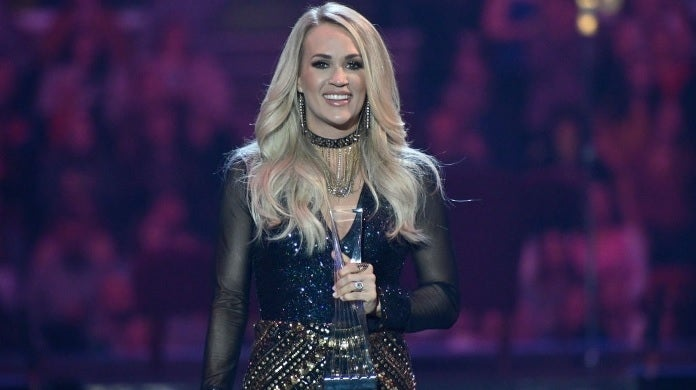 carrie underwood october 2019 getty images