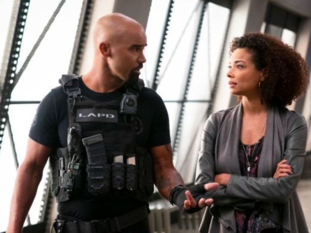 Rochelle Aytes Gives New Details on 'Criminal Minds' Romance on 'S.W.A.T.'