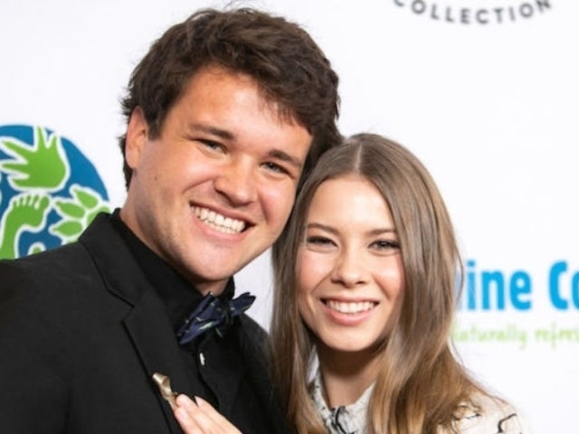 Bindi Irwin Posts Throwback Photo of New Husband Chandler Powell Holding 'Crocodile Hunter' DVD