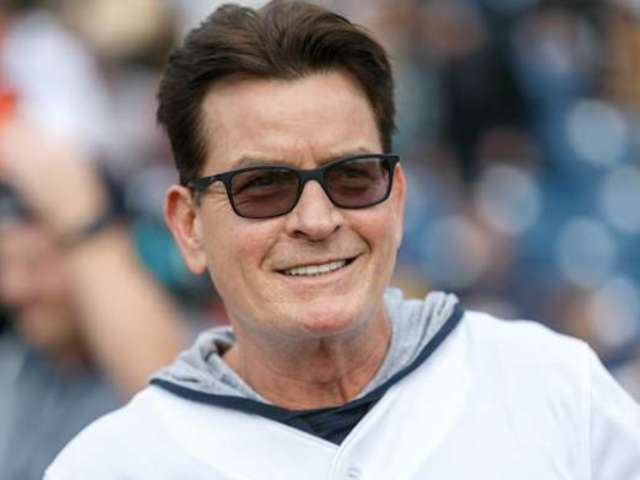Charlie Sheen Is Selling His Iconic 'Major League' Cap