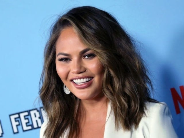Chrissy Teigen Responds to Sharon Osbourne's Criticism of John Legend's 'Baby, It's Cold Outside' Remake
