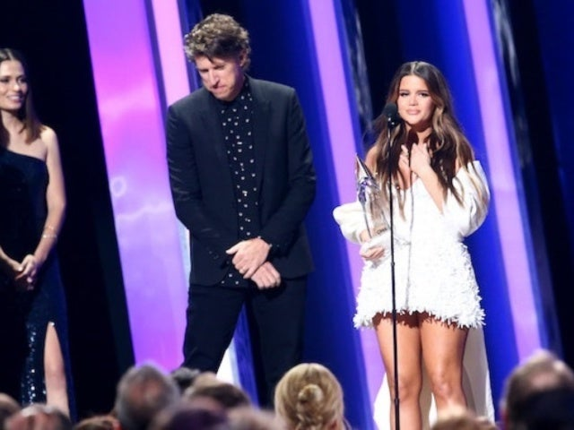 CMA Awards: Maren Morris Tears up While Accepting Album of the Year Award, Honors Late Producer Busbee