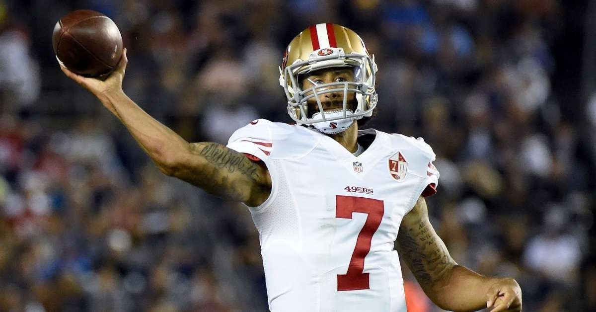 Colin Kaepernick Reportedly Travels to Atlanta for Private NFL Workout