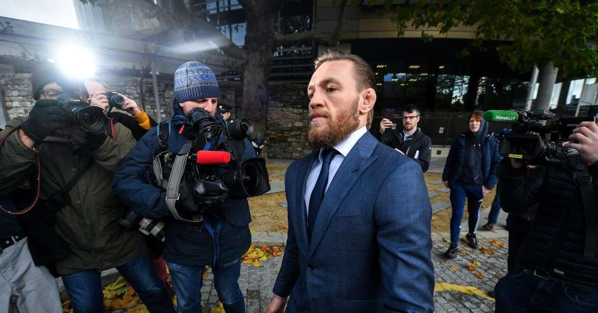 Conor McGregor to Plead Guilty for Attack at Irish Pub
