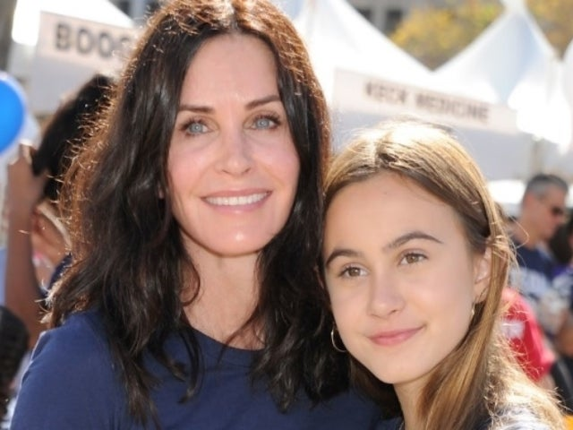 'Friends' Star Courteney Cox Is 'so Thankful' in Loving Photo Alongside Daughter Coco