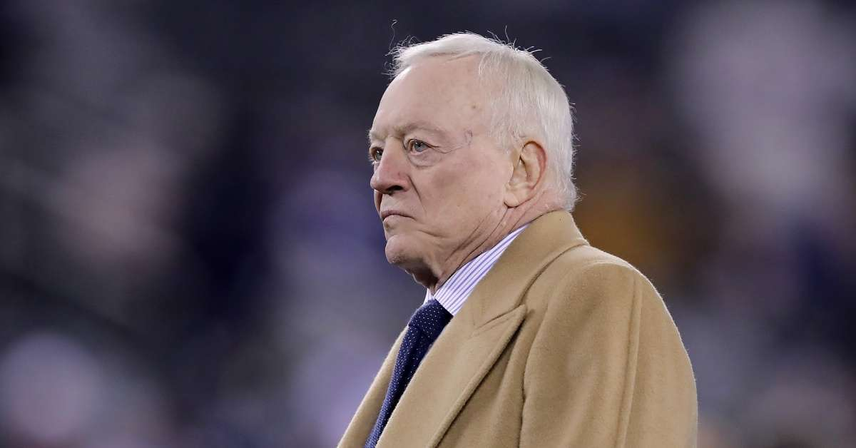 Cowboys Owner Jerry Jones Calls out Coaches After Team Loses to Patriots
