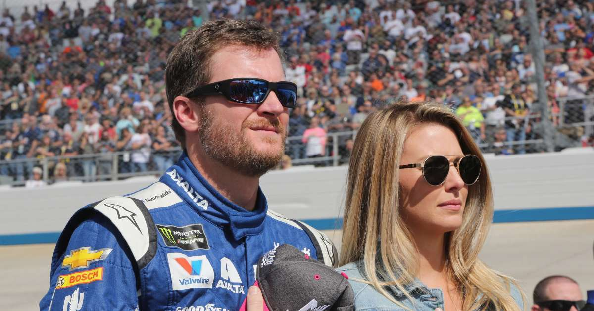 Dale Earnhardt Jr's Wife Amy Is 'More Thankful Than Ever' in Heartwarming Thanksgiving Message