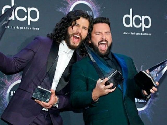 AMAs 2019: Dan + Shay React to First American Music Awards Win