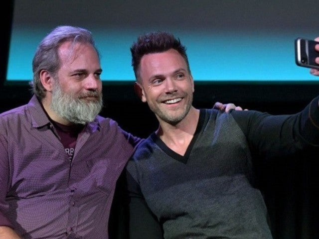 'Community' Star Joel McHale Poses With Creator Dan Harmon, Fueling Reunion Rumors
