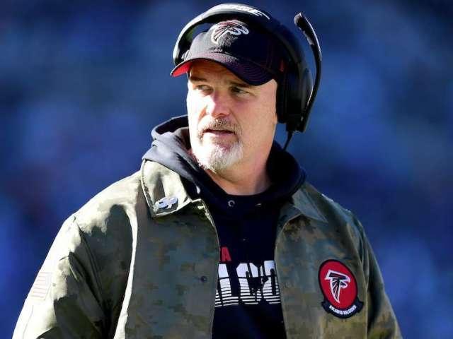Falcons Coach Dan Quinn Says 'No Bar' Set for His Return in 2020
