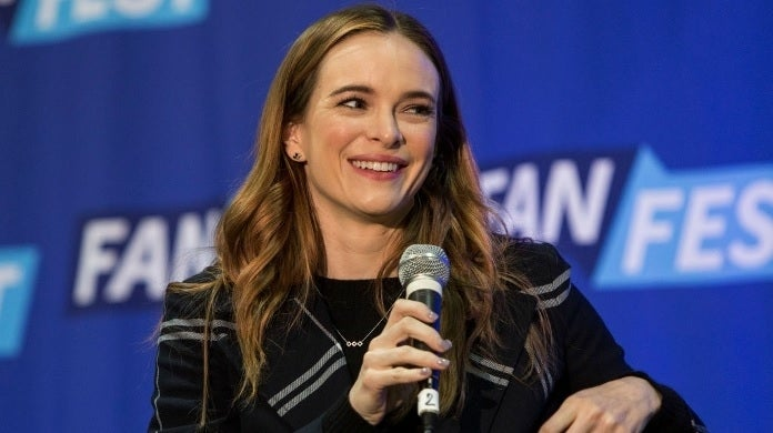 danielle panabaker getty images