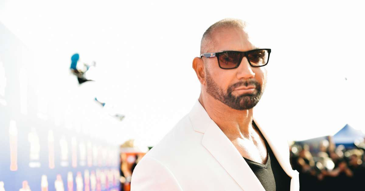 Dave Bautista and WWE's Dana Brooke Share Steamy Exchange on Twitter