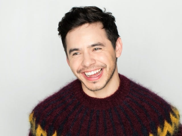David Archuleta Spreads Holiday Cheer With *NSYNC in 'Winter in the Air: Deluxe Edition' Ahead of Christmas Tour (Exclusive)