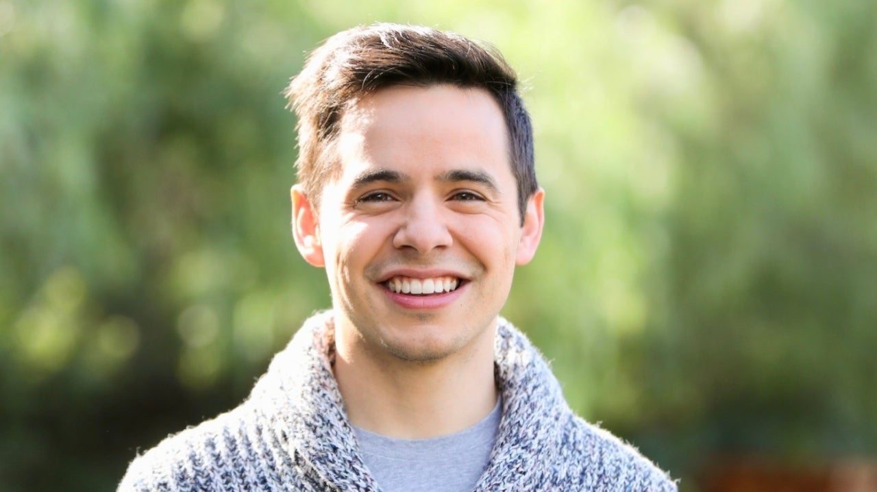David Archuleta 2020 Christmas David Archuleta Weighs in on Success of 'American Idol' Revival