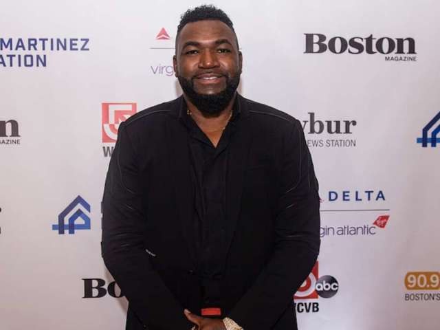 David Ortiz Mourns 'Brave' Teenage Fan Who Died From Cancer