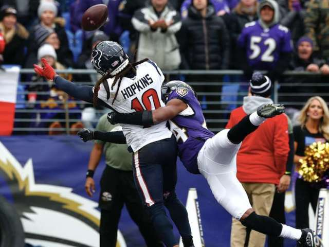 Texans WR DeAndre Hopkins Calls out NFL Officiating, League Office After Sunday's Loss