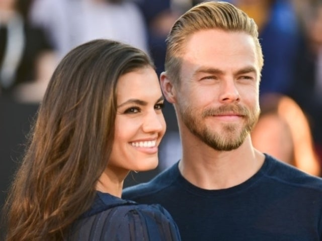 'Dancing With the Stars' Alum Derek Hough Details Health Scare, Dances for Girlfriend Following Emergency Appendix Surgery