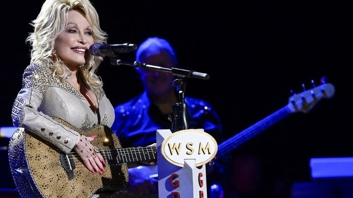 dolly parton opry special nbc
