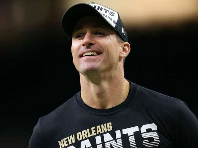 Drew Brees Fires up Purdue With Epic Speech Prior to Saturday's Victory