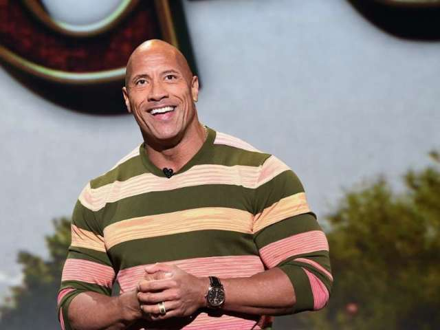 Dwayne 'The Rock' Johnson Will Be Guest Presenter for Nate Diaz vs. Jorge Masvidal Bout at UFC 244