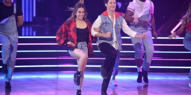 dwts ally brooke abc