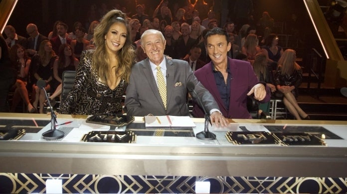 dwts judges 11-4 abc