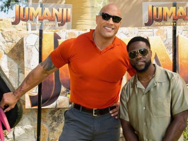 Dwayne 'The Rock' Johnson and Kevin Hart Share Thoughts on Colin Kaepernick