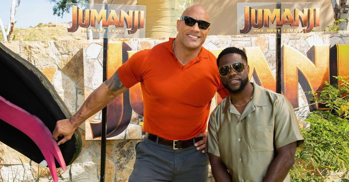 Dwyane 'The Rock' Johnson and Kevin Hart Share Thoughts on Colin Kaepernick