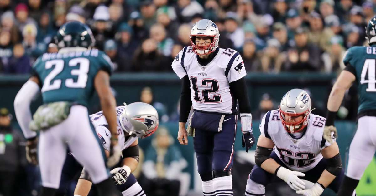 Eagles Accused of Pumping in Crowd Noise During Patriots Game, Tom Brady Reacts