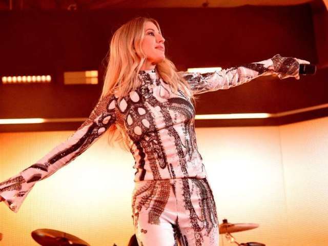 Ellie Goulding Will Perform at Dallas Cowboys' Thanksgiving Halftime Show