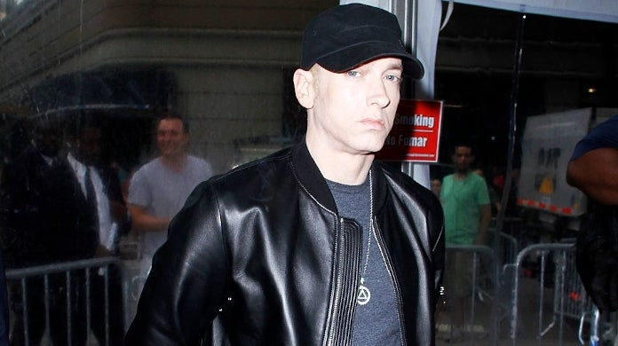 eminem 2015 getty images