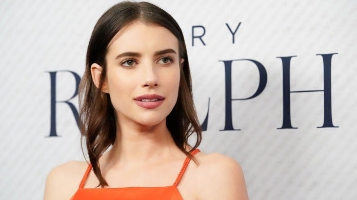 emma roberts getty images