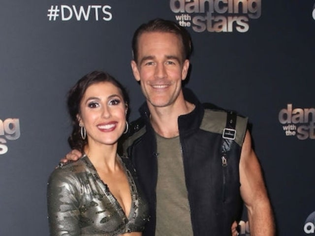 'Dancing With the Stars' Was 'Really Good' for James Van Der Beek, Pro Emma Slater Says