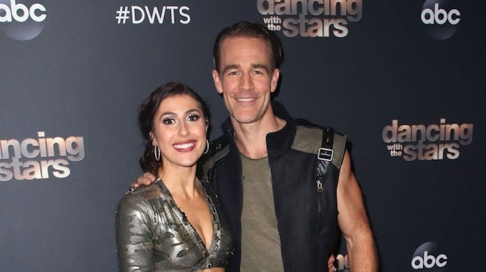 emma-slater-james-van-der-beek_getty-David Livingston : Contributor